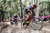 21st Commonwealth Games, Mountain Biking, Gold Coast, Queensland, Australia - 12 Apr 2018