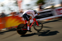 21st Commonwealth Games, Cycling Time Trial, Gold Coast, Queensland, Australia - 10 Apr 2018